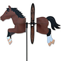 horse spinners for gardens and barns